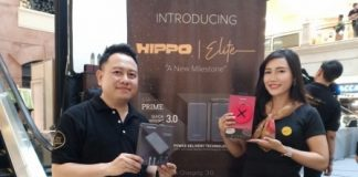 Hippo Luncurkan Hippo Elite Powerbank dan Hippo LEV