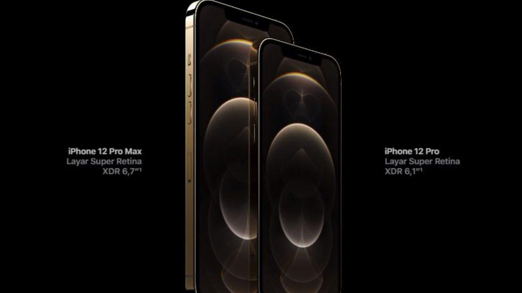 Spesifikasi iPhone 12 Pro Max