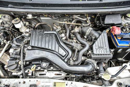 kualitas mesin yang baik pada mobil bekas