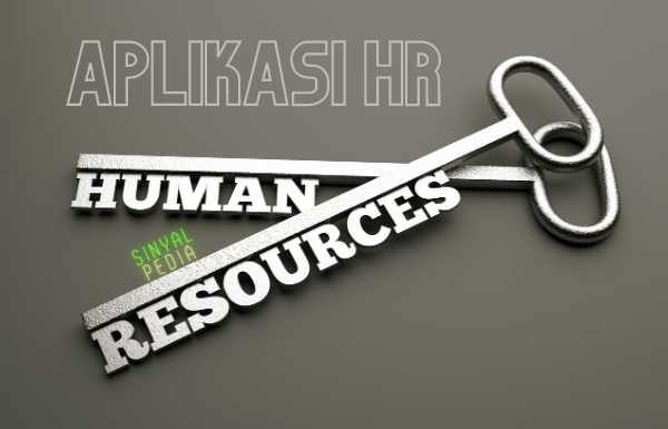 Aplikasi HR Human Resource SinyalPedia